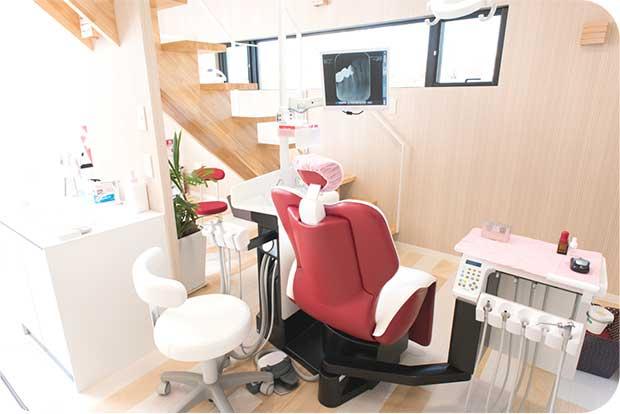 メンテナンス専用診療室